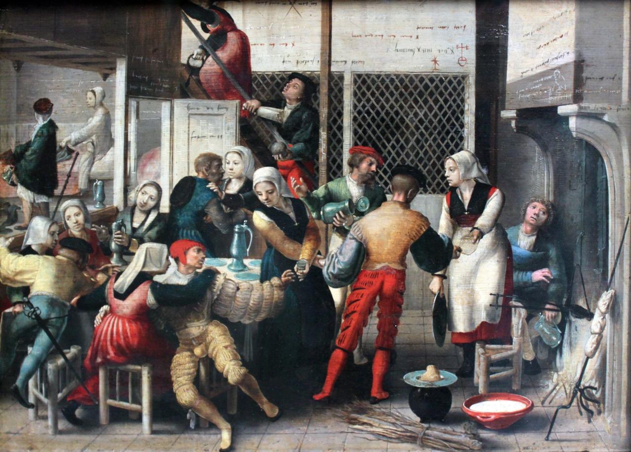 1540_Braunschweiger_Monogrammist_Bordellszene_anagoria
