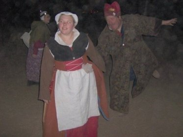 2006 - Estrella War and Peasant Dancing with Sir John